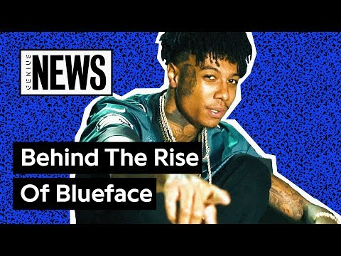How Blueface Became A Viral Star | Genius News