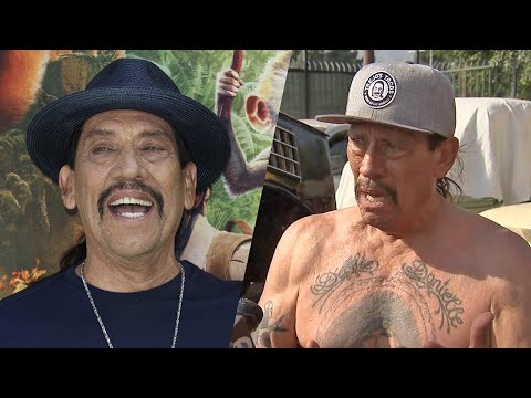 Danny Trejo Saves Baby From Overturned Car Wreck; He's A Real Life Hero