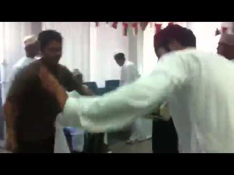 رقص شباب عمان