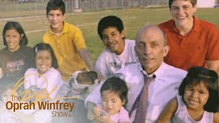 How A Single Father Raised 9 Kids Through Surrogacy and Adoption | The Oprah Winfrey Show | OWN
