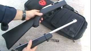 Ruger 10/22 Takedown (Range Report 1) by TheGearTester