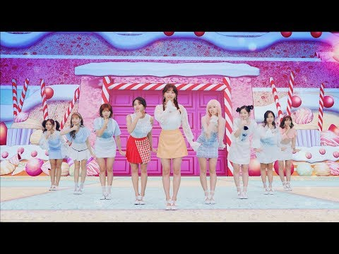 TWICE「Candy Pop」Music Video