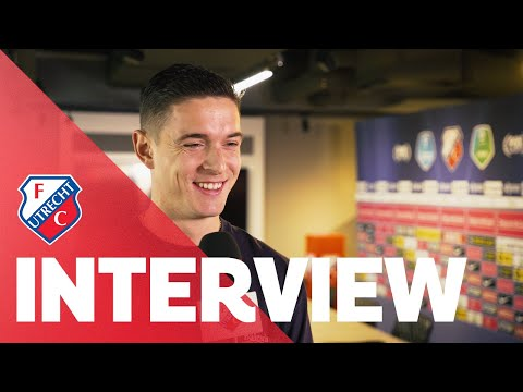 PETERSON | 'FC Utrecht is massive'