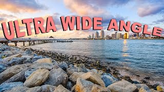 How To Take Ultra Wide Photos with a Smartphone Camera