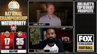 2021 NFL Draft: Joel Klatt's Top 10 prospects   CFB ON FOX