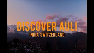 Auli | Experience Uttarakhand