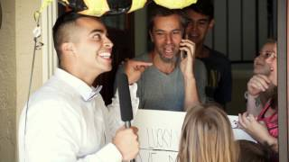 David Lopez gives away 5 million dollars!