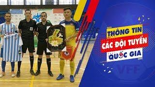 ĐT futsal Việt Nam 6-2 CLB Malaga | Giao hữu tại Tây Ban Nha | VFF Channel