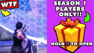 5 Things Only Season 1 PLAYERS Will Remember in Fortnite ~ Fortnite Battle Royale