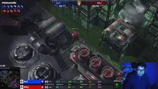 STARCRAFT 2: HUT vs SILKY (TvZ)