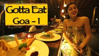 GottaEat|| Part 1 || Goa