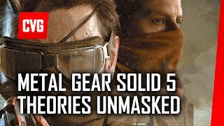 Metal Gear Solid 5: Unanswered Questions - Cyborg Ninja, Major Zero and The Patriots