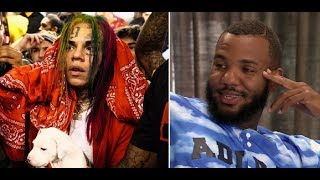 The Game Clowns and Exposes 6ix9ine on Instagram 'You a Nice Lil Boy Daniel.. Dont Get Hurt'
