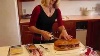 Betty's Super Submarine Sandwich