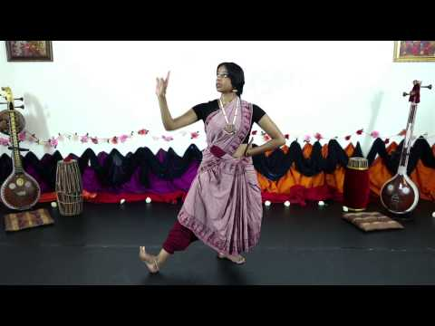 Lufthansa Move With Us campaign - Bharatanatyam tutorial