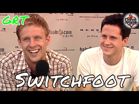 Switchfoot | Green Room Tales | House of Blues