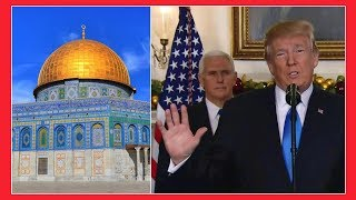 DONALD TRUMP, JERUSALEM & THE JEWISH PEOPLE | END TIMES SIGNS 2017