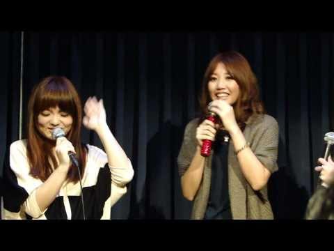 A-Lin &徐佳瑩-失落沙洲+不管幸福來了沒有 (清唱篇)- 新歌發表會