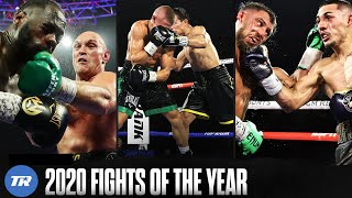 2020 Fights of the Year | FULL FIGHT HIGHLIGHTS
