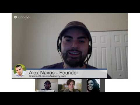 Success Through Serving Community Meetup - Alex Navas