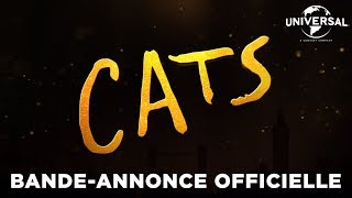 Cats :  bande-annonce VOST
