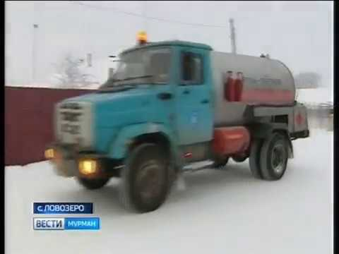 Чрезвычайное происшествие в Ловозере - взрыв газа. Причины произошедшего устанавливаются