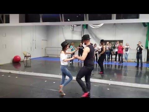 Adriana Drozdowicz & Marek Domański - Salsa P2 / Salsa Libre