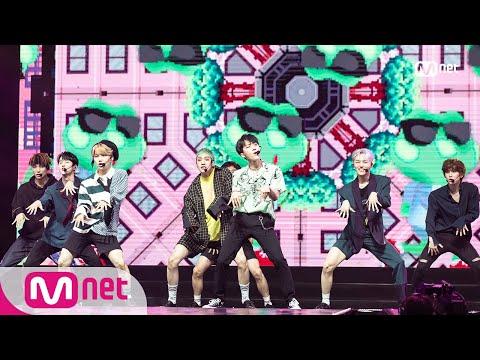 [KCON 2018 THAILAND] PENTAGON - INTRO PERF. + Naughty boyㅣKCON 2018 THAILAND x M COUNTDOWN 181011 EP