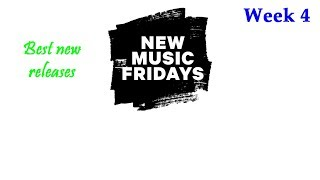 Best New Releases from New Music Friday 2019 Week 4