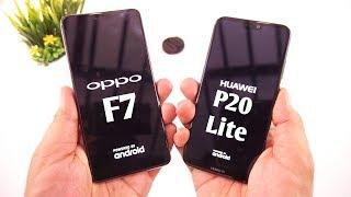 Huawei P20 Lite vs Oppo F7 Speed Test & Comparison [Urdu/Hindi]