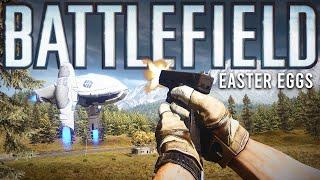 Battlefield Easter Eggs you've NEVER seen before...