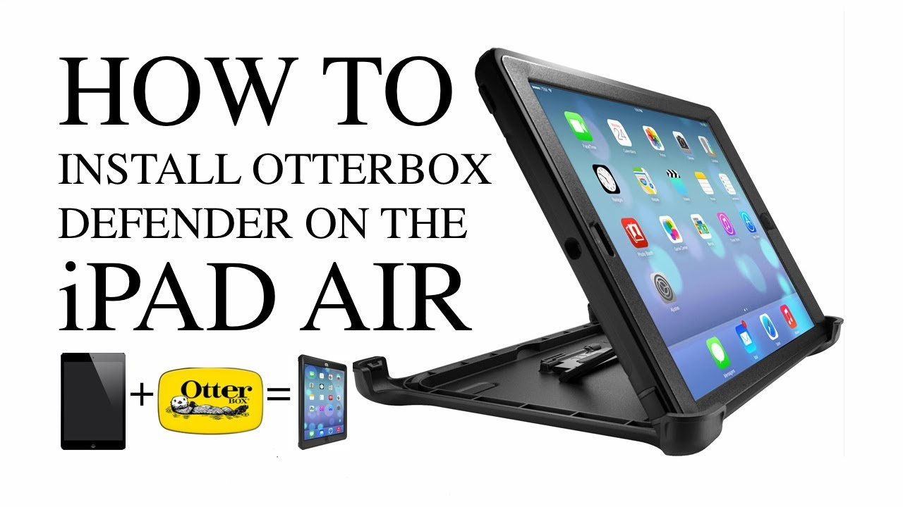 How To Install Or Uninstall Otterbox Defender Case For ...