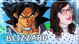 Dragon Ball Super: Broly Movie - Blizzard | Cover by ShiroNeko [ドラゴンボール 超 ( スーパー ) ブロリー] FULL