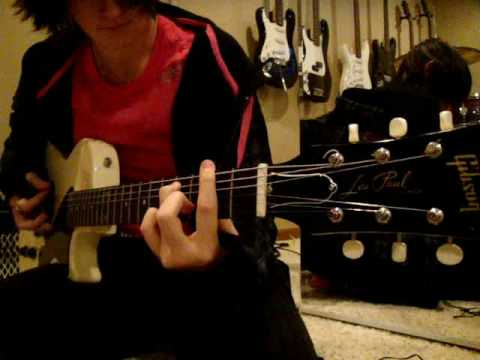 Wake the Dead - The Used // Guitar Cover