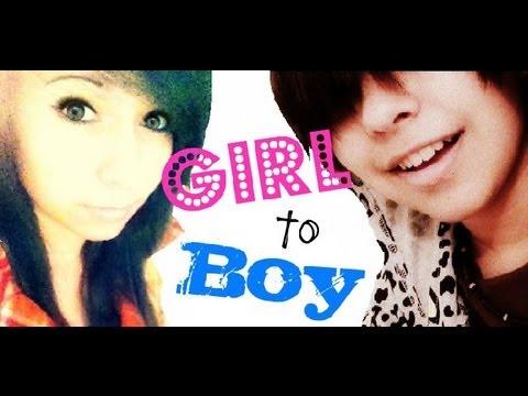 ▪♢GIRL to BOY MAKEUP♢▪