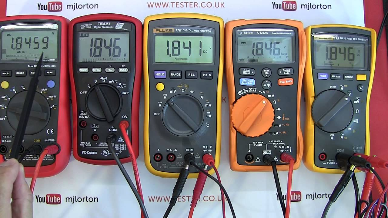 brymen tbm251 multimeter