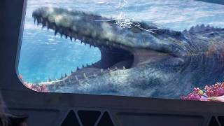 Jurassic World The Ride Universal Studios Hollywood REAL POV- 2019