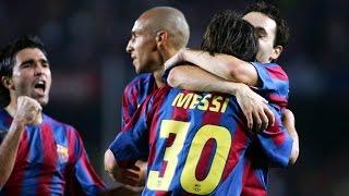 24/08/2005 - Trofeo Joan Gamper - Barcellona-Juventus 2-2 (2-4 dcr)