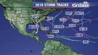 2018 hurricane season recap