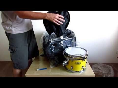 SKB Drum Cases - Soft Gig Bag Set 1