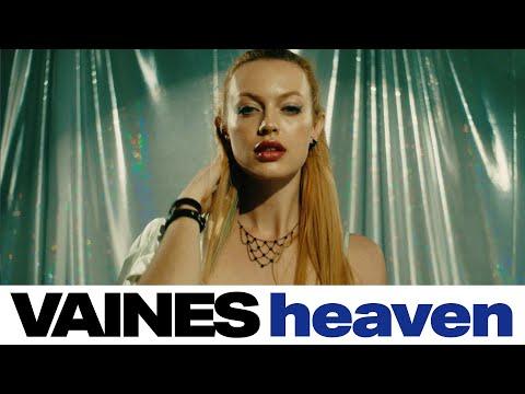 """""""Heaven"""" de Vaines (Rock / Pop) a été mis en images."""