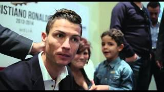 فيلم كريستيانو رونالدو 2015 جديد رووعة     -