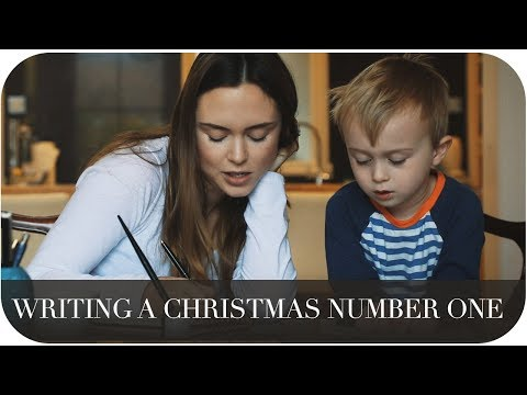 WE'RE WRITING A XMAS NUMBER 1 SONG | THE MICHALAKS