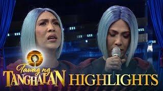 """Tawag ng Tanghalan: """"Another joke has died"""" says Vice to Kyla's joke"""