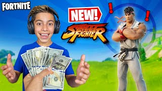 Every kill = $100 CHALLENGE in Fortnite! (i Won $1,000) | Royalty Gaming