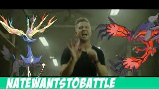 """Training Hard"" A Pokémon Parody of Counting Stars - NateWantsToBattle"