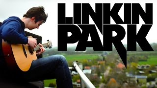 New Divide - Linkin Park - Fingerstyle Guitar Cover