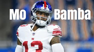 "Odell Beckham Jr. 2019 Giants Highlights ""Mo Bamba"" - Sheck Wes"