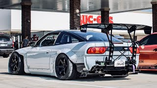Building A Nissan 240sx S13 Silvia In 10 Minutes | INSANE Car Transformation Part 1 - Ep.16