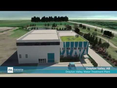 Drayton Valley Water Treatment Plant